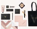 BRAND IDENTITY FOR VELY VELY 韩国彩妆品牌视觉形象设计