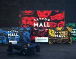 Tattoo Mall 視覺形象設計