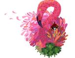 黑荔枝Flower-动物系列之三