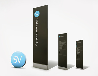 Sddeutscher Verlag 品牌形象设计