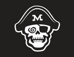 标志设计元素海盗