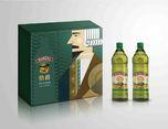 伯爵橄榄油 食用油品 品牌包装设计
