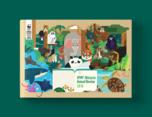 WWF-Malaysia Annual Review 2016 2016世界自然基金会马来西亚年度回顾插画