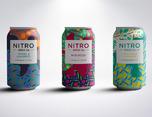 Nitro Brew Co. 酒类品牌包装设计