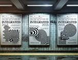 Integrated 2015艺术与设计会议视觉形象
