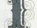 PROCESS标志设计草图