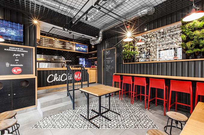 ChiChi餐饮空间设计