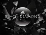 black diamond mask design