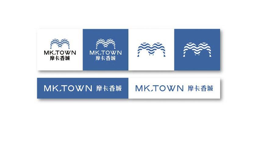 品牌一页平面蓝色情怀|摩卡十名,有温度的作品天大建筑设计院前香城图片