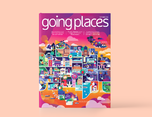 Going Places Magazine - Singapore Issue封面插图