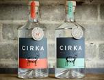 Cirka蒸馏酒品牌形象及包装设计