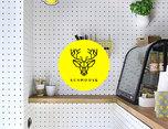 广州餐厅VI设计 餐厅logo设计 餐厅空间设计视觉餐饮