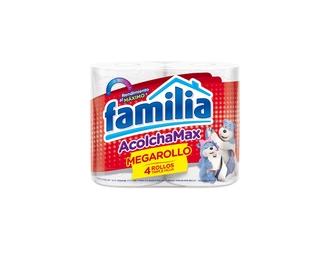 familia 家庭清洁用品品牌包装设计