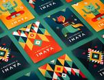 INAYA Festival夏季露天音乐节主视觉设计