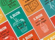 IL BUON Brand identity餐饮品牌