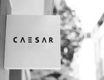 CAESAR Mens clothing brand design