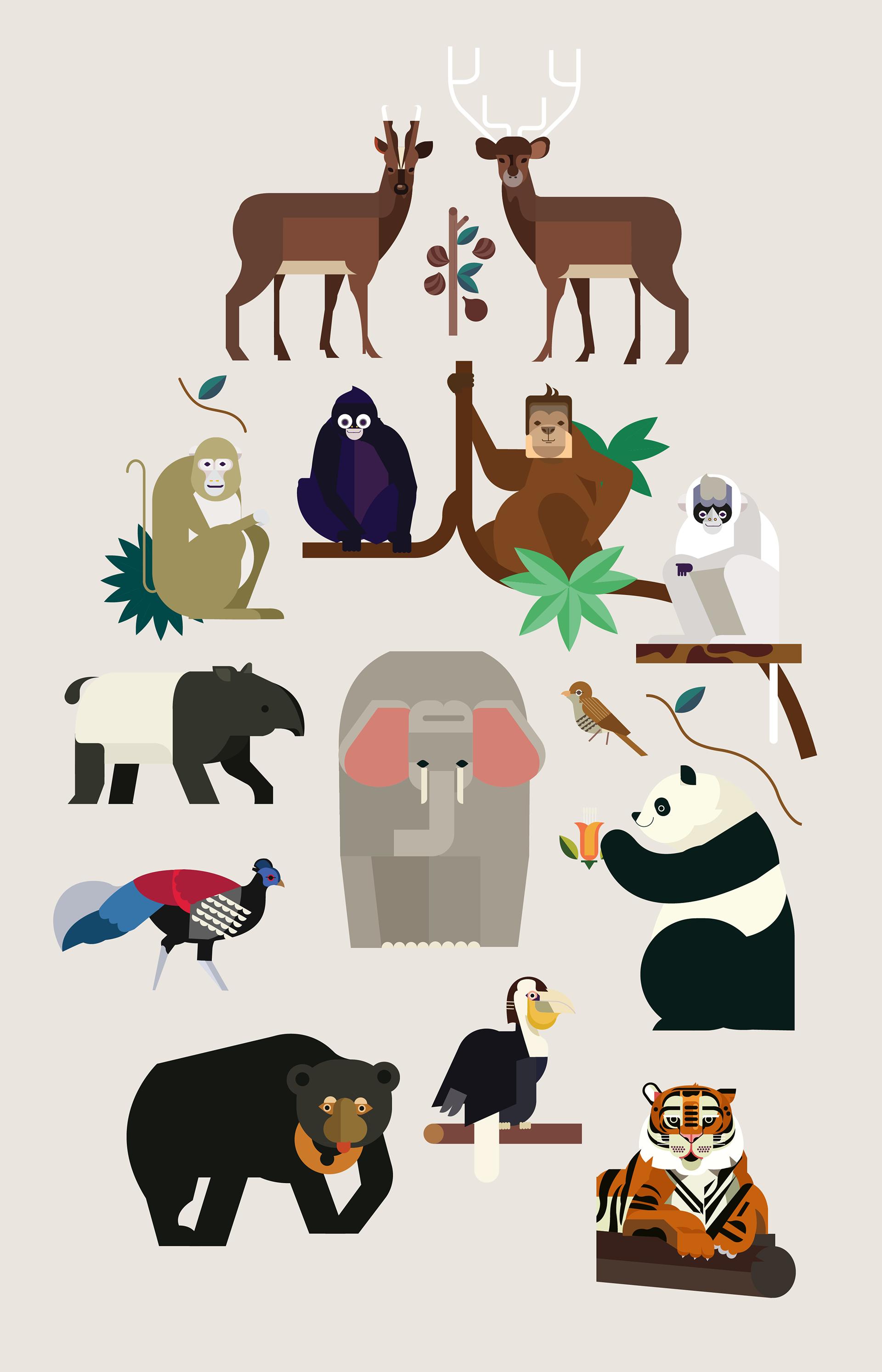 世界自然基金会标志_WWF-Malaysia Annual Review 2016 2016世界自然基金会马来西亚年度回顾 ...