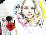格调彩绘-水彩画