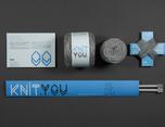 Knit You 視覺識別