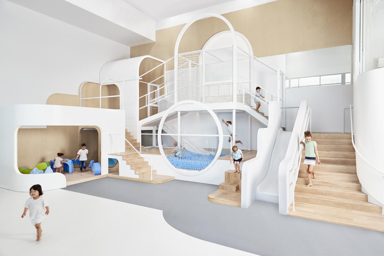 悉尼NUBO儿童活动中心设计