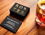 Roster餐饮吧品牌设计