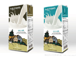 奥兹牧场——牛奶品牌包装设计欣赏