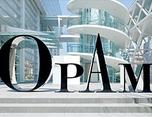 OPAM 美術館 簡潔清爽的指示設計
