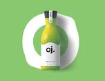 Oj. - Branding Concept 洋气