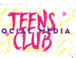 Social media - teens club 青少年俱乐部