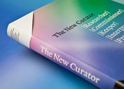 The New Curator书籍装帧