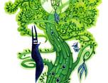 国外童话插画风格