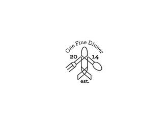 OneFineDinner 品牌设计