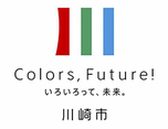 COLORS FUTURE 川崎市100週年 視覺設計