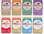 Allinson flour Redesign 2014-包装设计