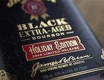 Jim Beam Black 2016 Holiday Edition