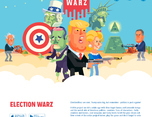 Election Warz - Politics is just a game