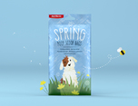 Spring宠物护理品牌包装设计