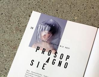 Bon Visage #2 杂志刊物设计