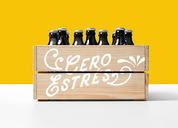 Cervecera Cero 图形设计