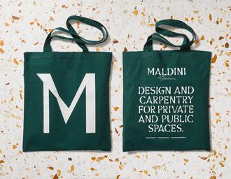 Maldini Studios 品牌形象设计