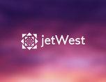 jetWest 标志设计
