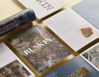 Ruskin: Artist and Observe 活动物料展览