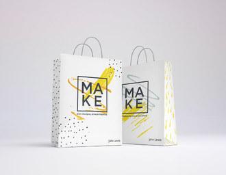 MAKE by John Lewis 时尚家居品牌视觉形象设计