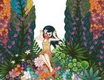黑荔枝Flower-系列之六