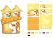 LOVO梦幻公主——床上用品设计