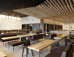 旧金山In Situ餐厅 / Aidlin Darling Design