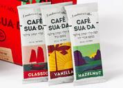 Caf Sua-Da 包装设计