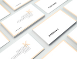 Karpicko Cukiernia - logo identity -alternative take 糕点咖啡店品牌视觉形象设计