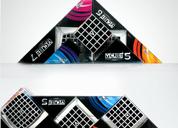 V-Cube 国际专利魔方包装品牌设计