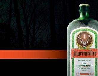 Jgermeister酒品牌视觉形象设计